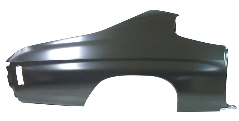 Quarter Panel - OE Style - RH - 70-72 Chevelle Coupe