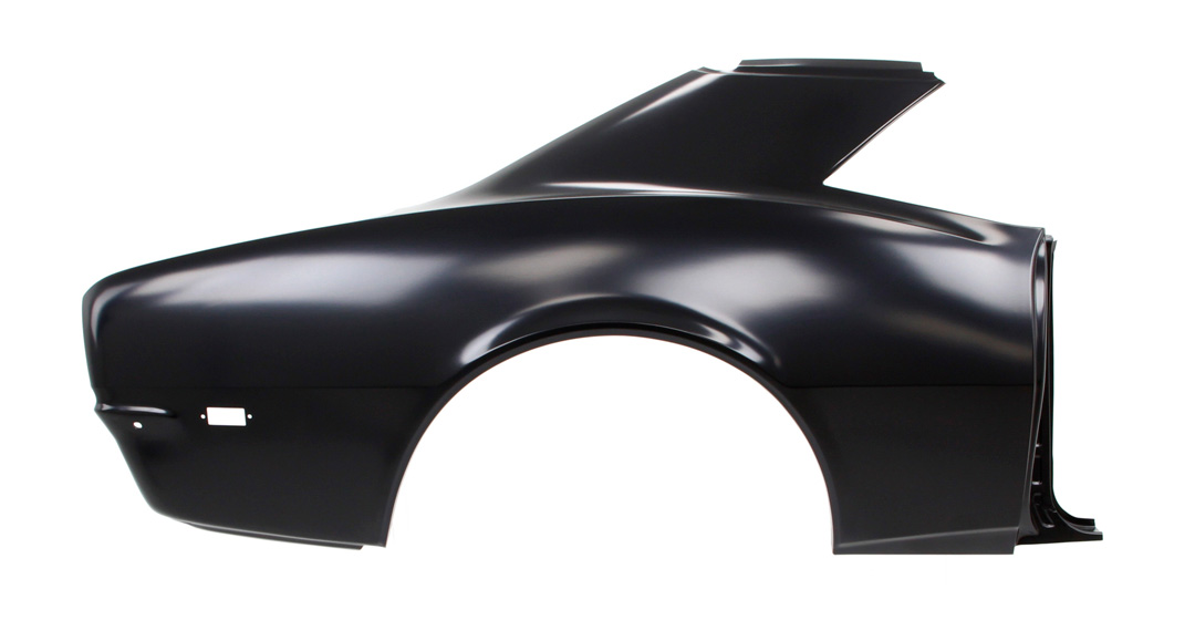 Quarter Panel - OE Style - RH - 68 Camaro Coupe