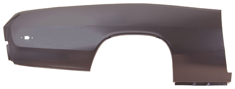 72-76 Duster/ Demon/ Dart Sport Right Quarter Panel Skin