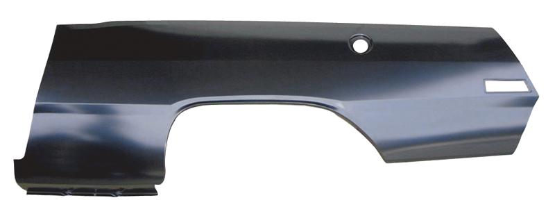 70-1 Dart Left Quarter Panel Skin