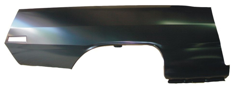 70-1 Dart Right Quarter Panel Skin