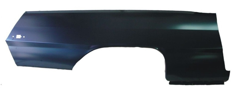 72-6 Dart Right Quarter Panel Skin