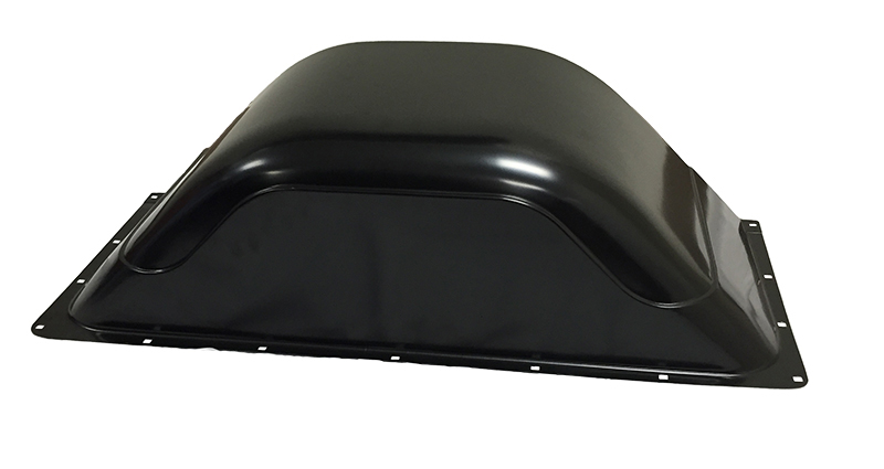 "Wheelhouse - 4"" Wider - LH or RH - 67-72 Chevy GMC Truck Fleetside; 69-72 Blazer; 70-72 Jimmy"