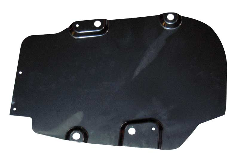 71-2 B-body Wheelhouse Vapor Canister Shield Front - LH