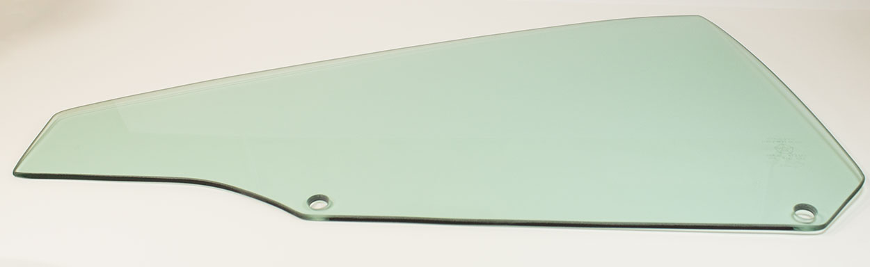 Quarter Glass - Green Tint - RH - 68-70 B-Body 2DR Hardtop
