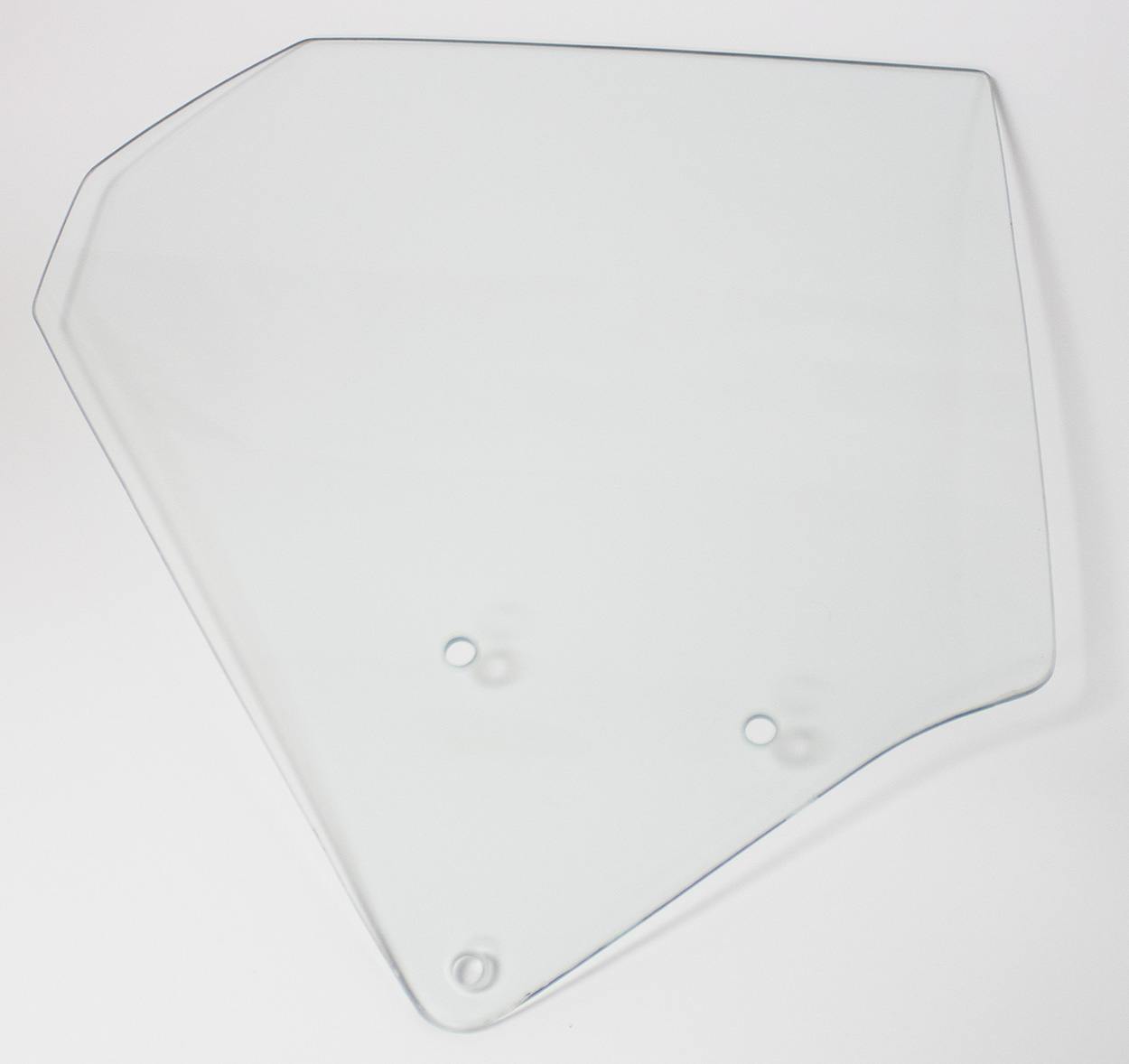 73-4 Plymouth B-Body Quarter Glass Right Hand Clear - Hardtop