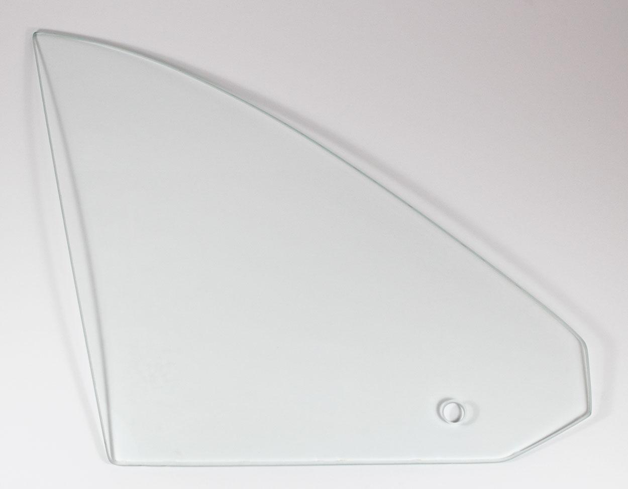 70-74 Dodge Challenger Quarter Glass Left Clear Hardtop
