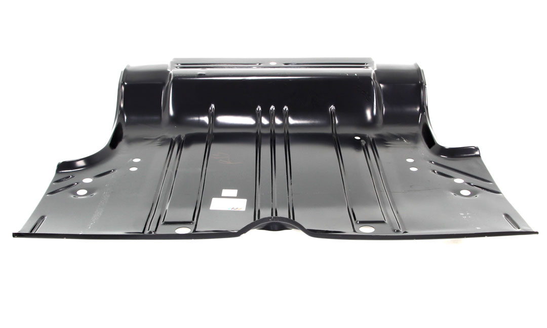 71-73 B-Body Trunk Floor - Full OE Style (modify for 74)