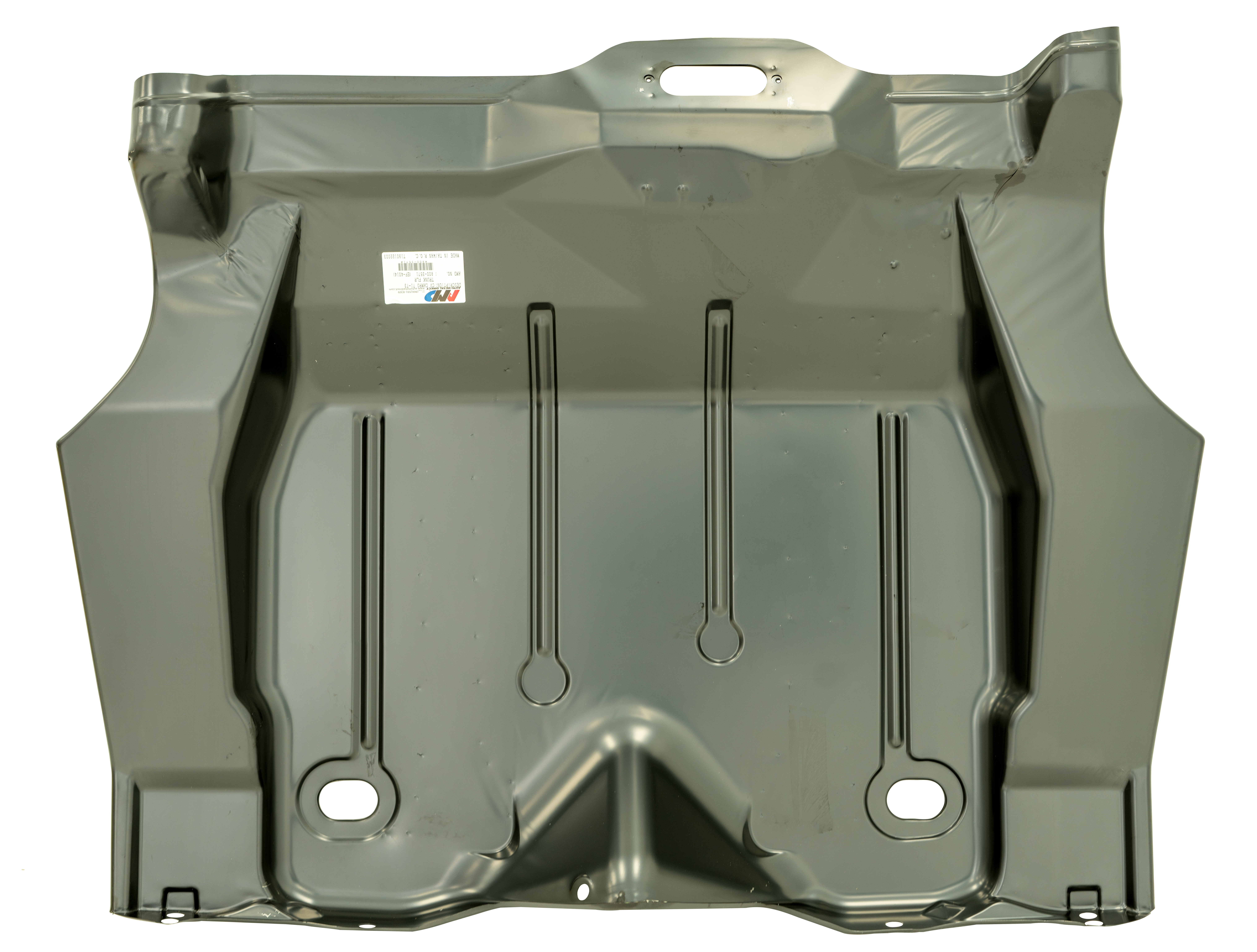 Trunk Floor - Full OE Style - 71-73 Camaro Firebird