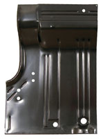 Trunk Floor Half - LH - 71-73 B-Body