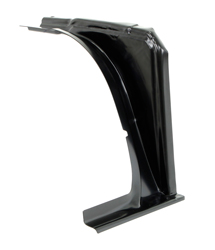 Trunk Gutter - Lower - RH - 68 Plymouth B-Body