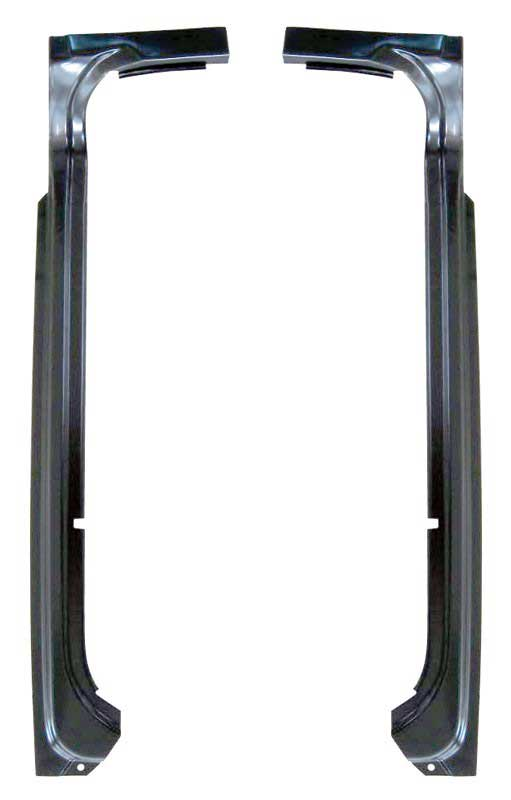 71-74 Dodge Charger Trunk Gutter - Pair
