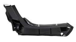 Trunk Floor Extension - LH - 70-72 Chevelle