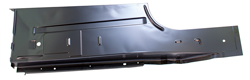 Trunk Floor Side (Extension) - LH - 66-67 Fairlane
