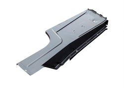 Trunk Floor Side (Extension) - RH - 68-69 Fairlane Torino