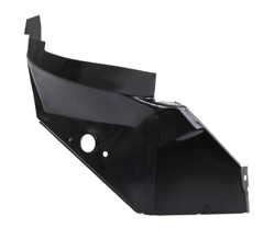 Quarter Panel Inner Reinforcement Extension - LH - 71-72 Plymouth B-Body