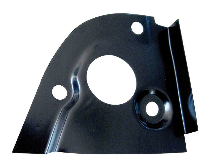 71-72 Dodge Charger Quarter Panel Inner Support Right