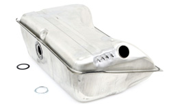 Gas Tank w/ 4 Side Vent Lines - 70-71 Dodge Plymouth A-Body