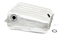 Gas Tank w/ 4 Side Vent Lines - 71-72 Barracuda