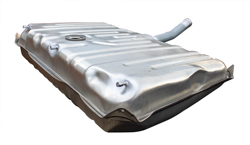 Gas Tank w/ Filler Neck w/ 3 Vent Lines - 71-72 Chevelle