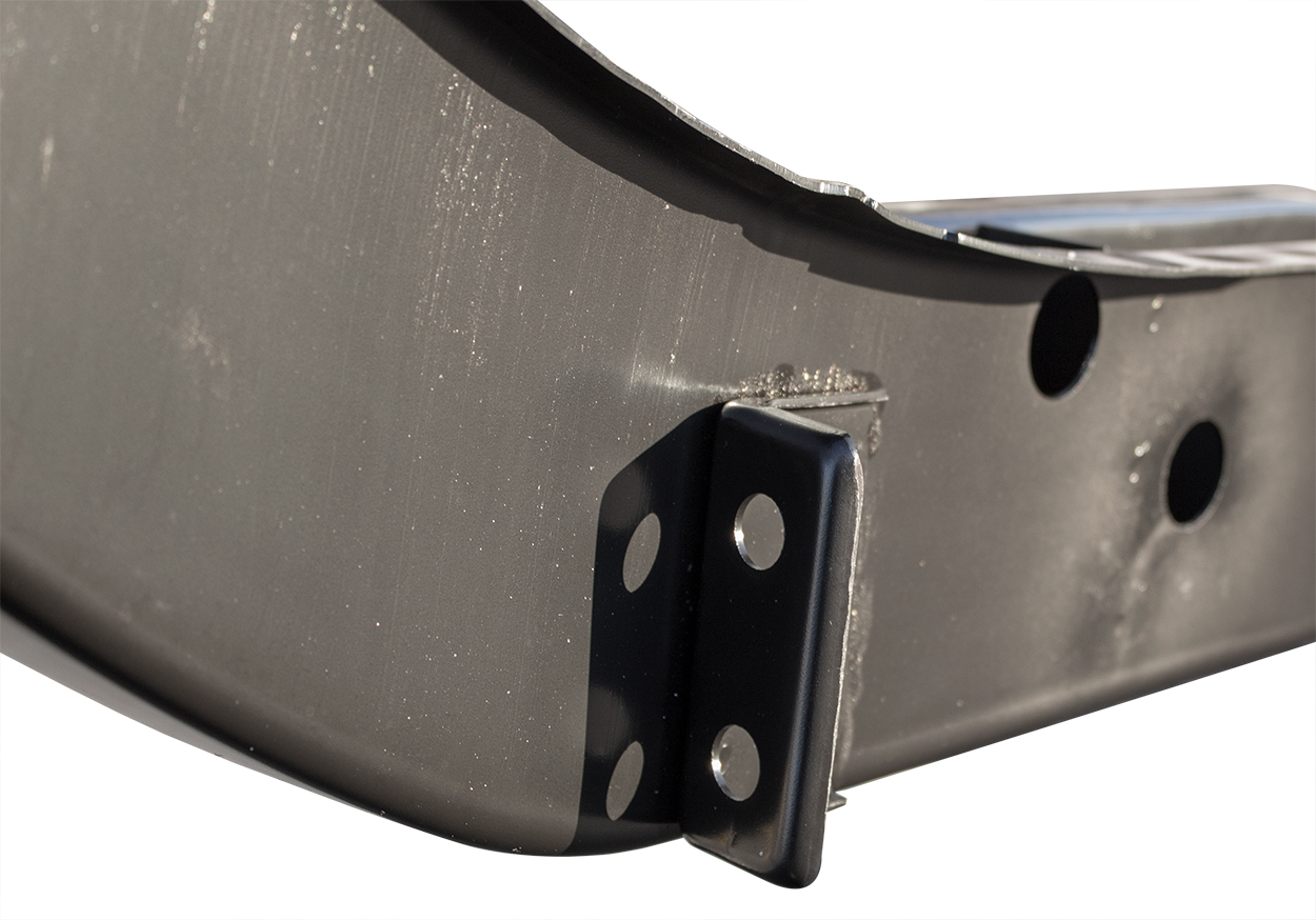 Frame Rail - Rear - LH - 68-70 B-Body