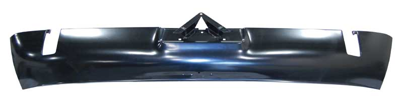 72-74 Dodge Challenger Rear Valance (w/o tips)