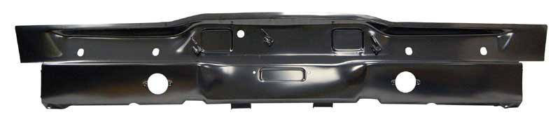 Rear Valance with Reverse Light Holes - 69-70 Charger