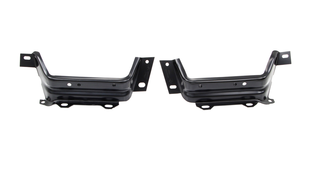 Rear Bumper Bracket Set - 68-69 Plymouth B-Body