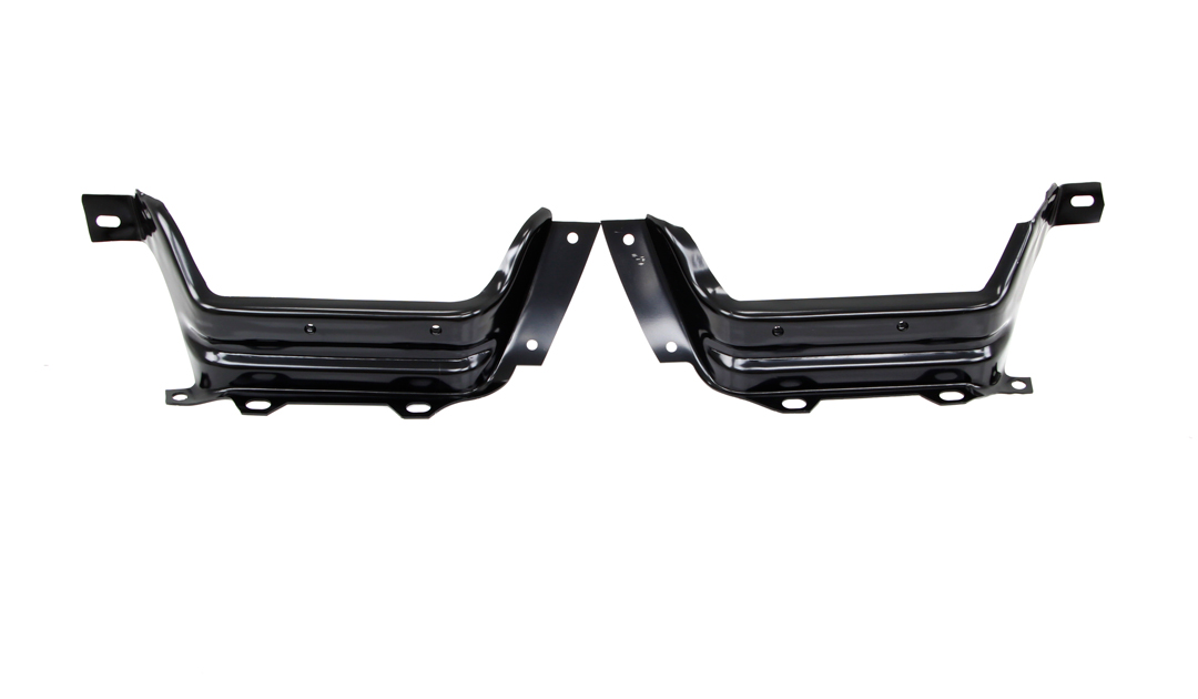 Rear Bumper Bracket Set - 70 Plymouth B-Body