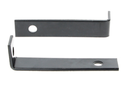 Standard Rear Bumper Guard Brackets - LH/RH Pair - 67-68 Camaro