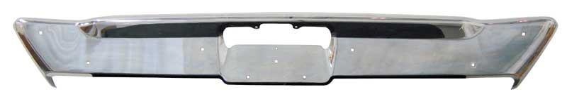 Rear Bumper - 68-69 Dart