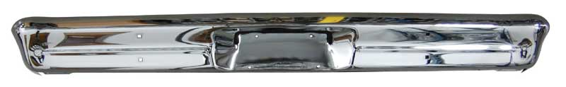 Rear Bumper - 62-65 Chevy II Nova