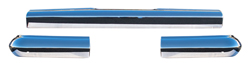 Rear Bumper (3pcs) - 59 Impala