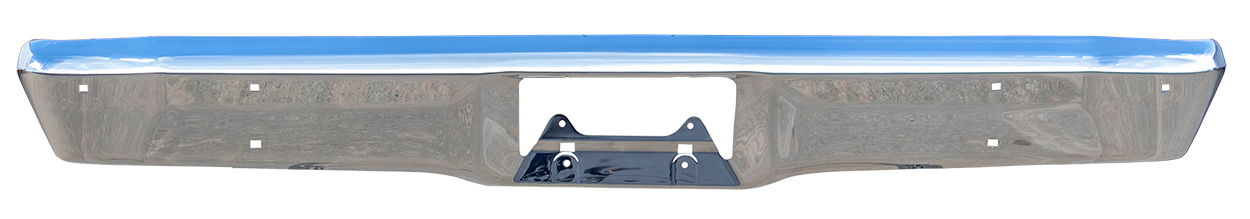 Rear Bumper - 66-67 Fairlane