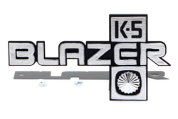 "Fender Emblem - ""K5 Blazer"" - LH or RH (Sold Each) - 81-88 Blazer"