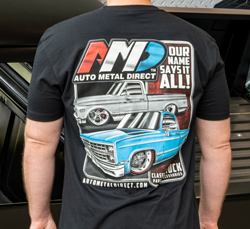 AMD GM Truck T-Shirt - Large