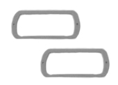Parking Lamp Gaskets - 69 Barracuda