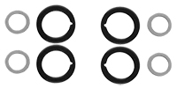 Side Marker Lens Gasket Set - 68 Dodge Plymouth A & B-Body