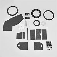Big Heater Box Foam Restoration Kit - 67-72 Dodge Plymouth A-Body without A/C