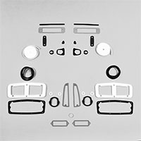 Paint Gasket Set - 64 Plymouth B-Body