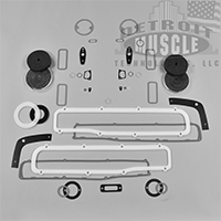 Paint Gasket Set - 69 Charger