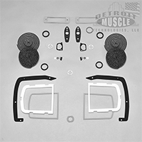 Paint Gasket Set - 68 Belvedere; GTX; Road Runner; Satellite