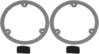 Parking Lamp Gaskets - 70 Plymouth B-Body