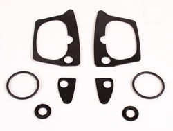 Door Handle Gaskets, 8pc Set - 67-76 Dodge Plymouth A-Body