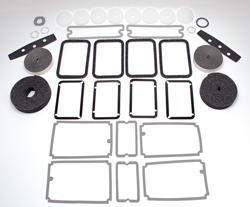 Paint Gasket Set - 71 Dodge Charger; Charger SE; Super Bee (w/Standard Taillights)