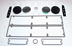 Paint Gasket Set - 72 Dodge Charger Rallye