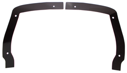 Quarter Panel Extension Gaskets - 70 Coronet