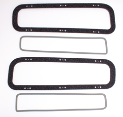 Taillight Gaskets - 70 Coronet (Except R/T)