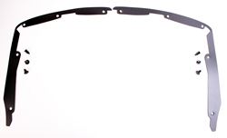 Quarter Panel Extension to Body Gaskets - 69 Plymouth B-Body