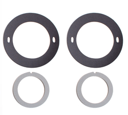 Backup Light Gaskets - 69-70 Dodge Charger; 69 Daytona & 69 Plymouth B-Body